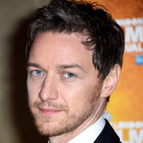 James McAvoy is listed (or ranked) 21 on the list The Most Influential Actors Of 2019