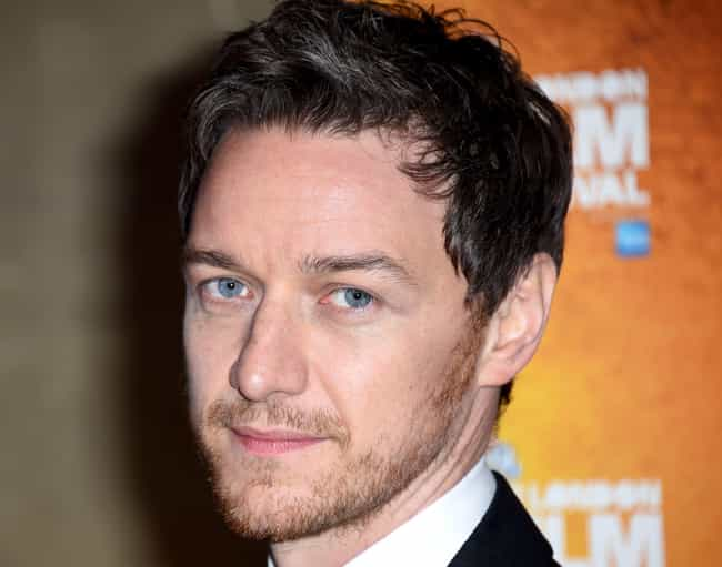 James McAvoy is listed (or ranked) 3 on the list Foyle's War Cast List