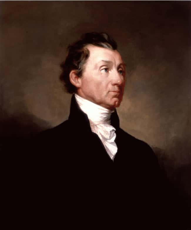 James Monroe is listed (or ranked) 5 on the list Every U.S. President & Every Medical Problem They've Ever Had