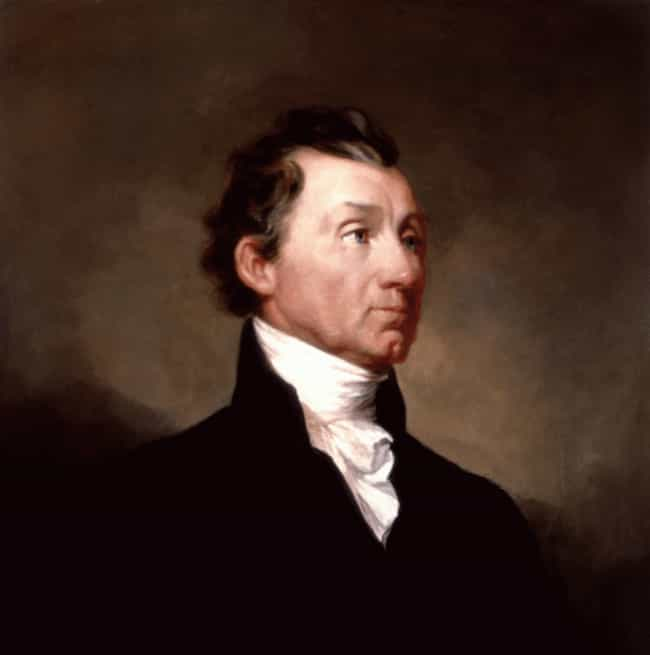 James Monroe is listed (or ranked) 3 on the list 12 Ways Important Historical Figures Used Marijuana