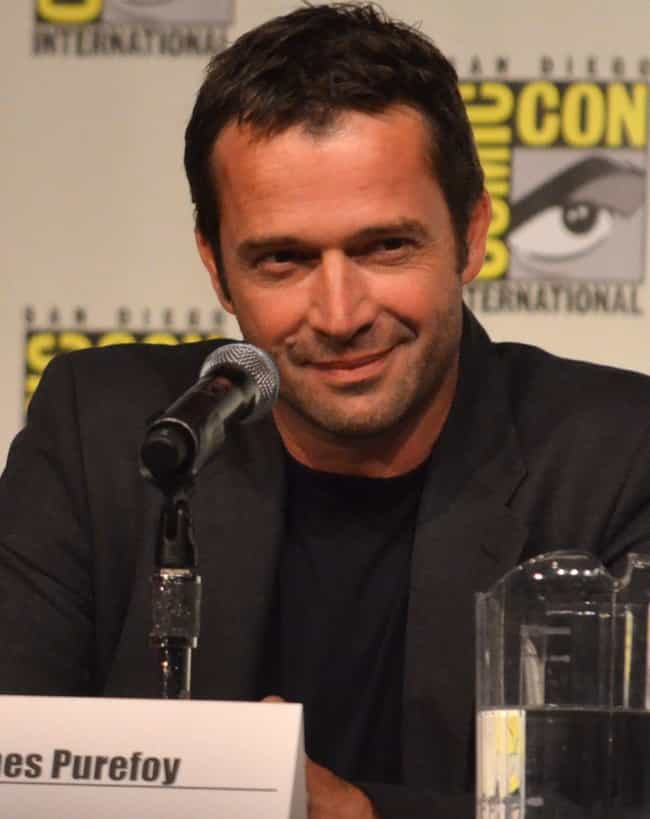 James Purefoy is listed (or ranked) 3 on the list Men Who Gwyneth Paltrow Has Dated