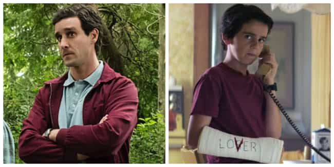 James Ransone is listed (or ranked) 2 on the list The Adult Cast Of 'IT: Chapter Two' Vs. Their Younger Counterparts
