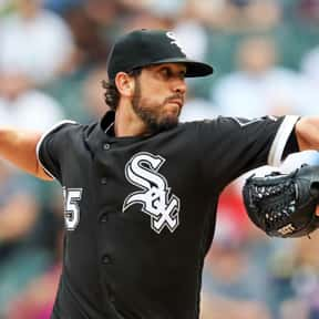 James Shields is listed (or ranked) 22 on the list The Best Hitting Pitchers in the MLB Right Now