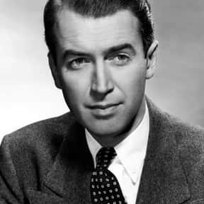 James Stewart is listed (or ranked) 4 on the list Here's a List of Every Known Republican Celebrity