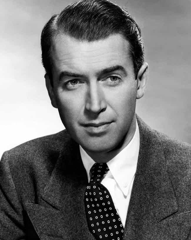 James Stewart is listed (or ranked) 4 on the list Famous People Who Died of Cardiac Arrest