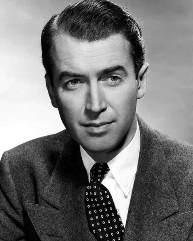 James Stewart is listed (or ranked) 4 on the list Actors in the Most Alfred Hitchcock Movies