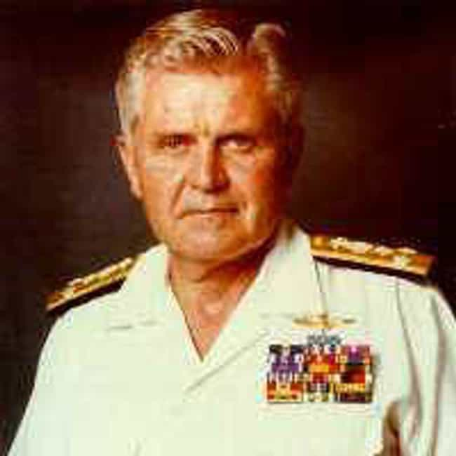 James Stockdale is listed (or ranked) 2 on the list Famous Prisoners at the Hanoi Hilton