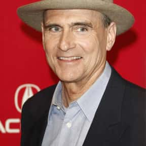 James Taylor is listed (or ranked) 7 on the list The Best Musical Artists From Massachusetts