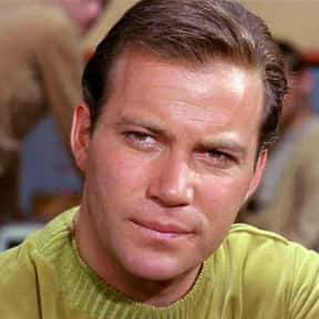 James T. Kirk is listed (or ranked) 8 on the list The Greatest TV Characters of All Time