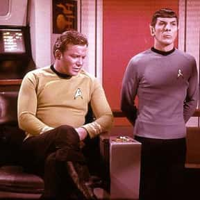 James T. Kirk is listed (or ranked) 20 on the list The Biggest Pimps In Television History