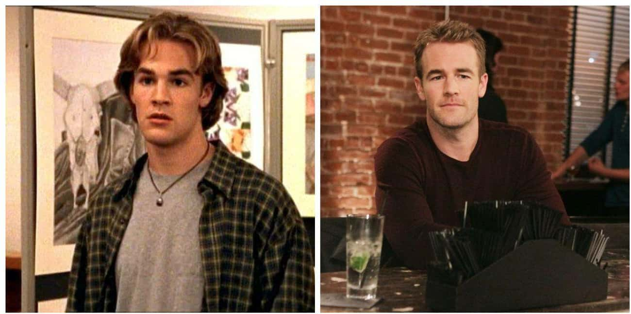James Van Der Beek is listed (or ranked) 4 on the list Heartthrobs From The '90s Ranked By How Much We're Still Crushing