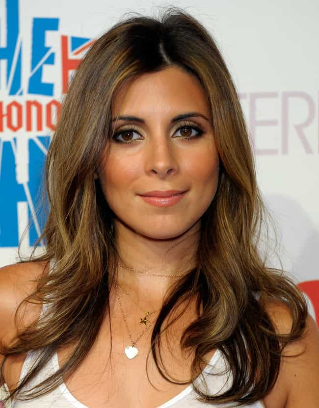 Jamie Lynn Sigler is listed (or ranked) 3 on the list 32 Famous People with MS
