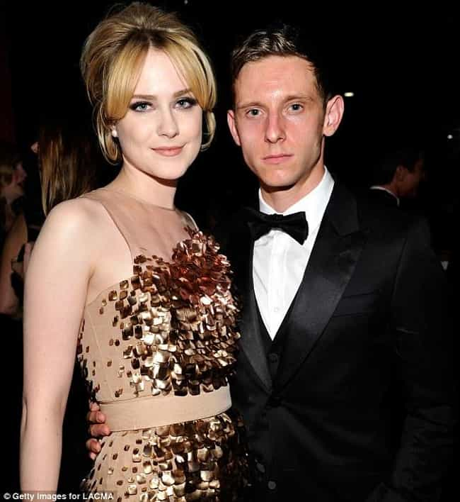 Jamie Bell is listed (or ranked) 3 on the list Evan Rachel Wood's Loves & Hookups