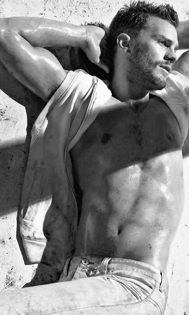 Jamie Dornan is listed (or ranked) 3 on the list The Sexiest Calvin Klein Ads of All Time