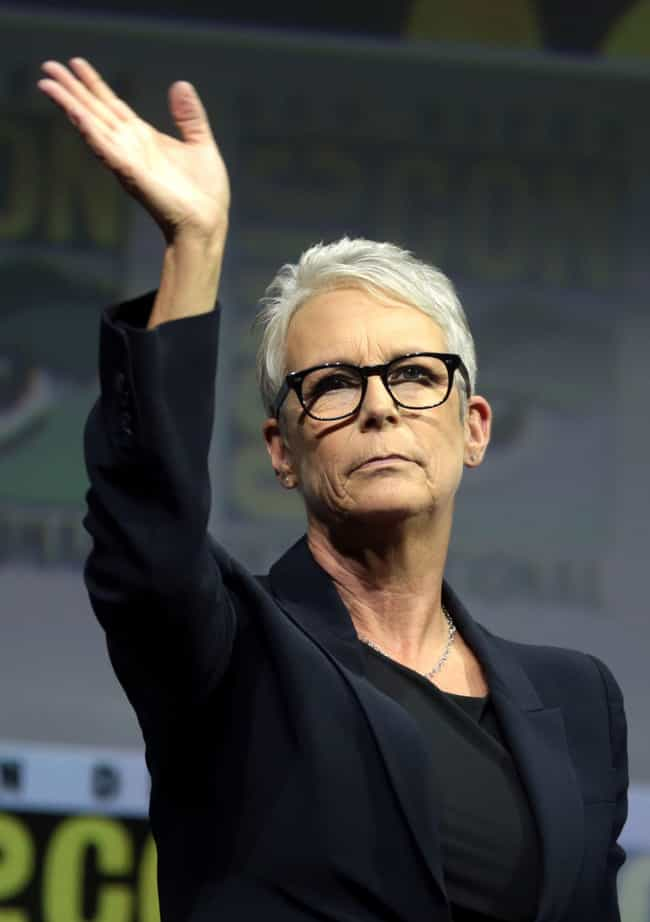 Jamie Lee Curtis is listed (or ranked) 8 on the list Celebrities Who Are Godparents For Their Famous Friends