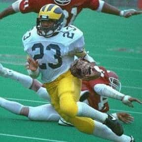 Jamie Morris is listed (or ranked) 6 on the list The Best Michigan Wolverines Running Backs of All Time