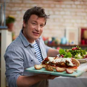Jamie Oliver is listed (or ranked) 8 on the list Celebrity Chefs You Most Wish Would Cook for You