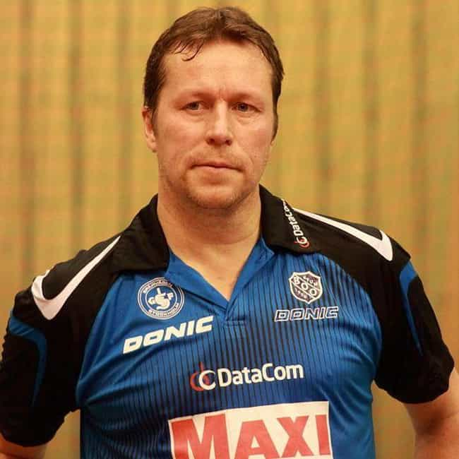 Jan-Ove Waldner is listed (or ranked) 2 on the list The Best Table Tennis Players Of All-Time