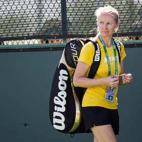 Jana Novotná is listed (or ranked) 10 on the list The Best Women's Tennis Players of the 1990s