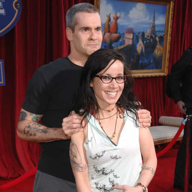 Janeane Garofalo is listed (or ranked) 1 on the list Henry Rollins Loves and Hookups