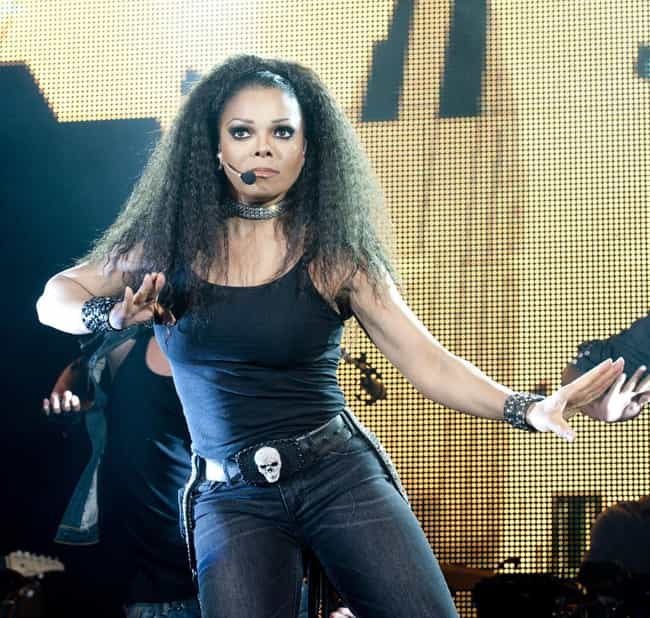 Janet Jackson is listed (or ranked) 3 on the list Every Celebrity You Didn't Know Is Muslim