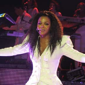 Janet Jackson is listed (or ranked) 17 on the list The Greatest Black Female Musicians