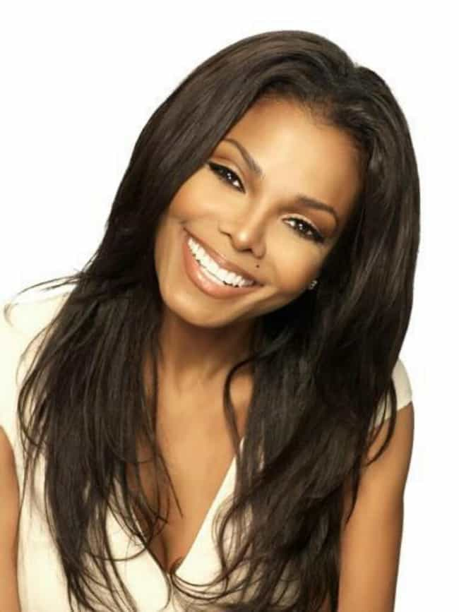 Janet Jackson is listed (or ranked) 1 on the list 14 Famous People with Vertigo