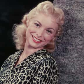Janet Leigh is listed (or ranked) 13 on the list The Most Beautiful Pin-Up Girls of the '60s