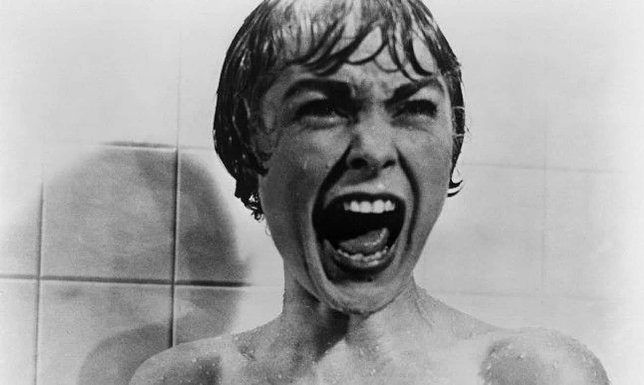Janet Leigh As Marion Crane In 'Psycho'