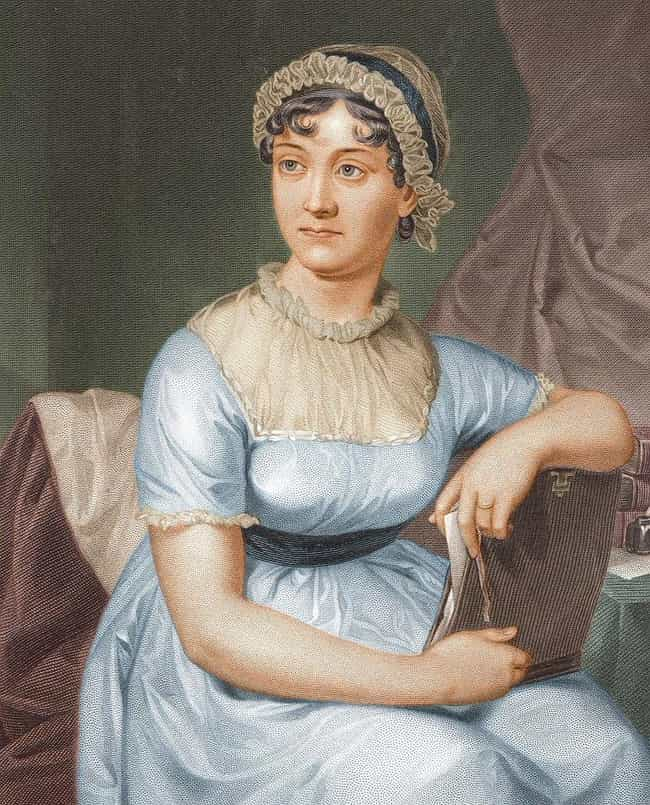 Jane Austen is listed (or ranked) 5 on the list The Signature Afflictions Of Historical Figures
