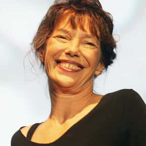 Jane Birkin is listed (or ranked) 10 on the list Famous People Named Jane