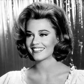 Jane Fonda is listed (or ranked) 19 on the list The Most Beautiful Pin-Up Girls of the '60s