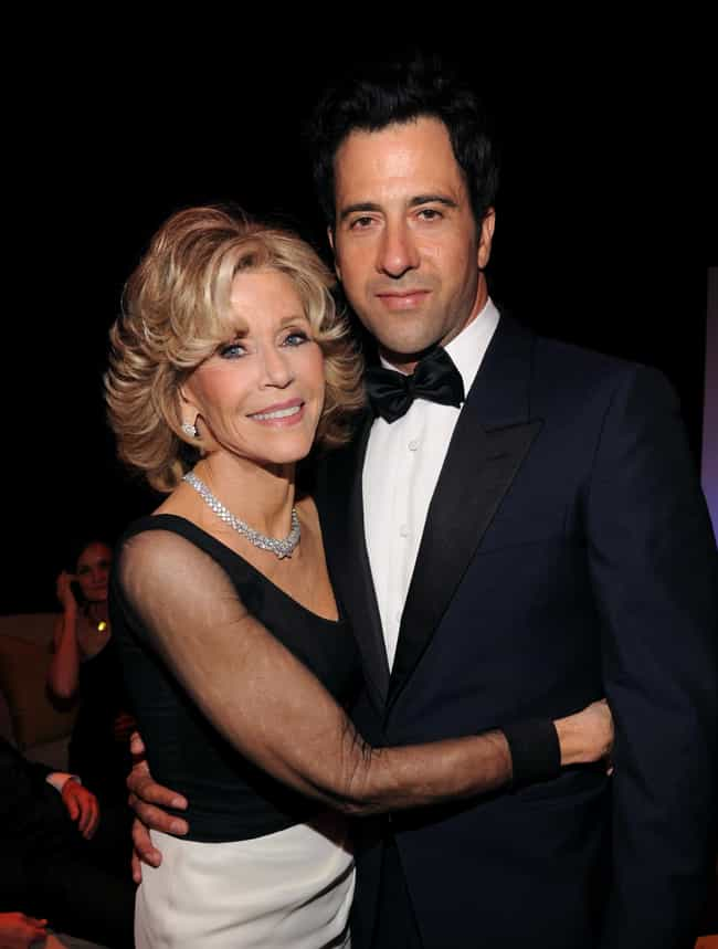 Jane Fonda is listed (or ranked) 4 on the list Celebrities Who Took Their Kids to Awards Shows