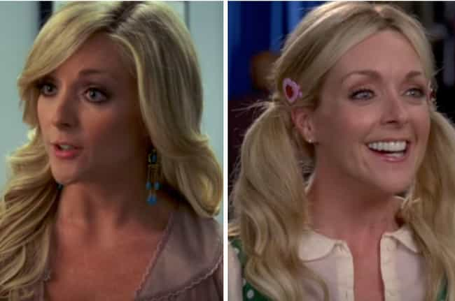 Jane Krakowski is listed (or ranked) 3 on the list How the Cast of 30 Rock Aged from the First to Last Season