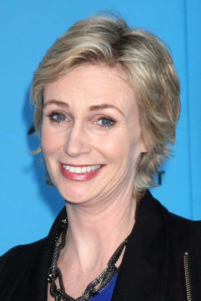 Jane Lynch is listed (or ranked) 3 on the list Gay Actors Who Play Straight Characters