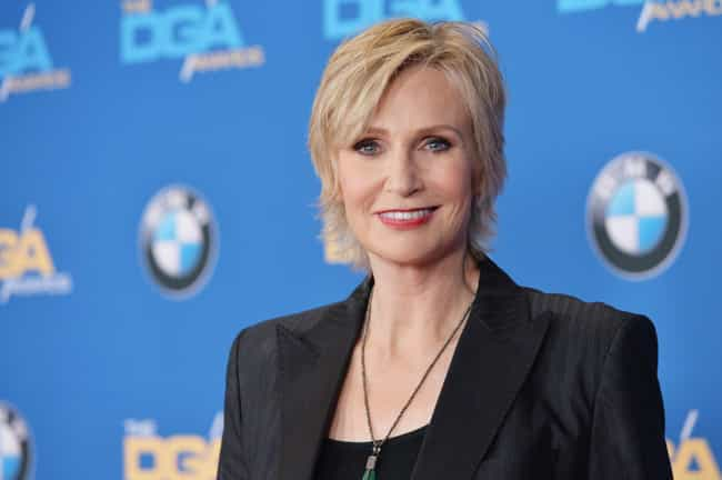 Jane Lynch is listed (or ranked) 3 on the list MDs Cast List