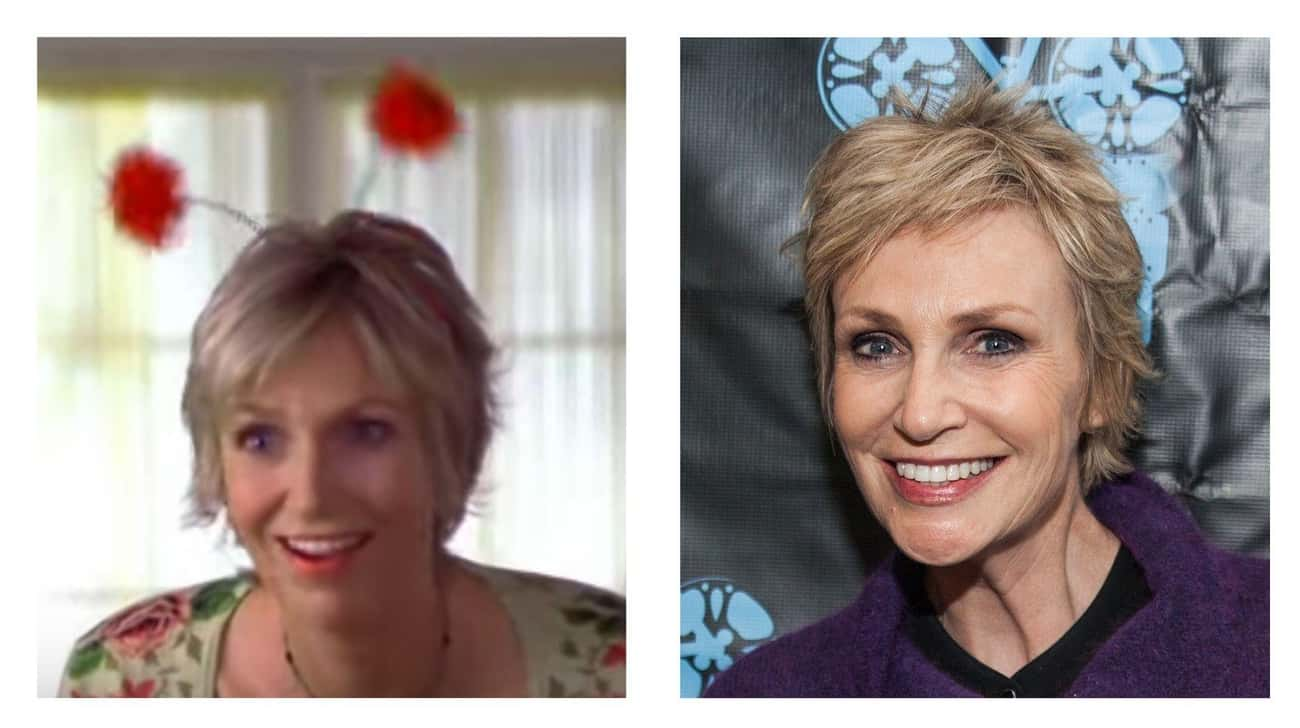 Jane Lynch Remains As Sassy As Ever