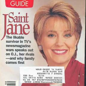 Jane Pauley is listed (or ranked) 7 on the list People Magazine Cover Appearances in the 1980s