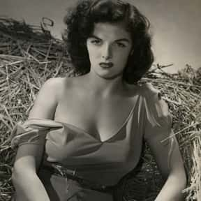 Jane Russell is listed (or ranked) 9 on the list Full Cast of Hollywood Singing And Dancing: The 1950s Actors/Actresses