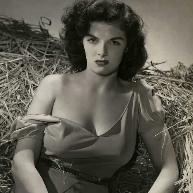 Jane Russell is listed (or ranked) 3 on the list Famous People Who Died of Respiratory Failure