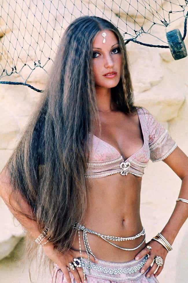 Jane Seymour is listed (or ranked) 2 on the list The Hottest Fantasy Movie Babes of All Time