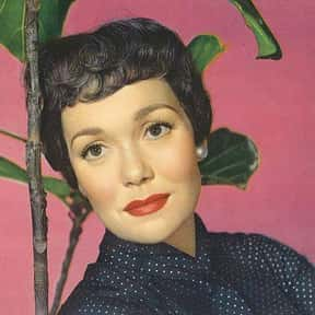 Jane Wyman is listed (or ranked) 8 on the list Famous People Named Jane