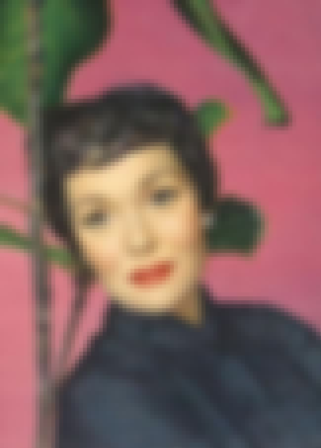Jane Wyman is listed (or ranked) 3 on the list Famous People Born in 1917