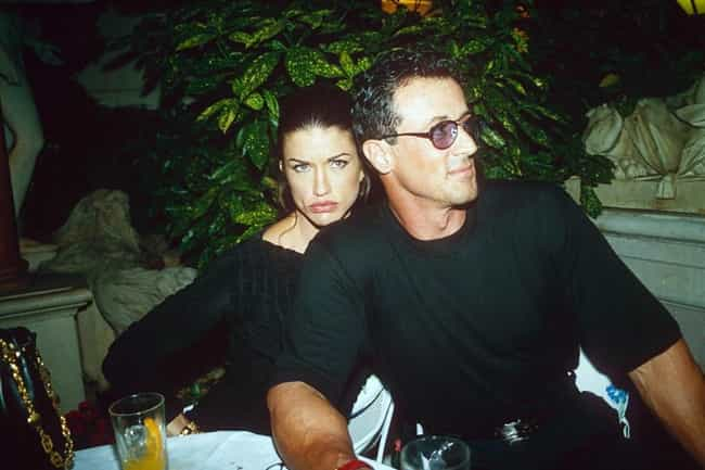 Janice Dickinson is listed (or ranked) 4 on the list Women Who Sylvester Stallone Has Dated