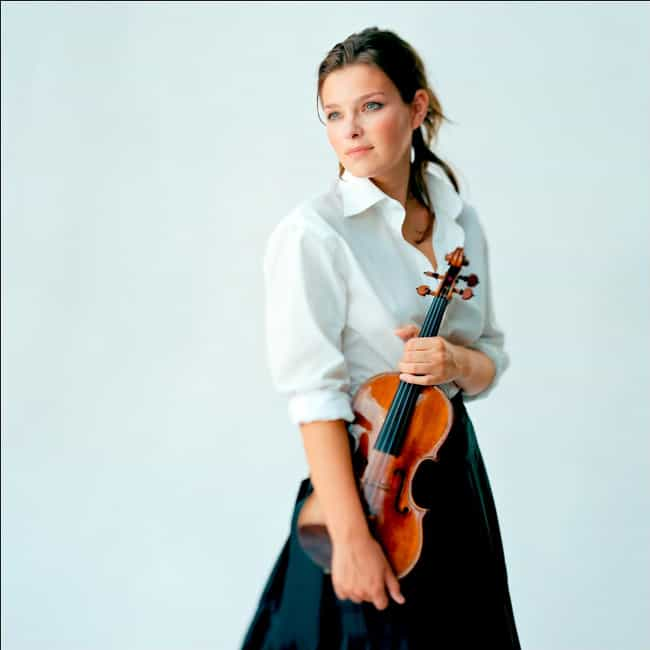 Janine Jansen is listed (or ranked) 1 on the list The Most Gorgeous Female Classical Musicians