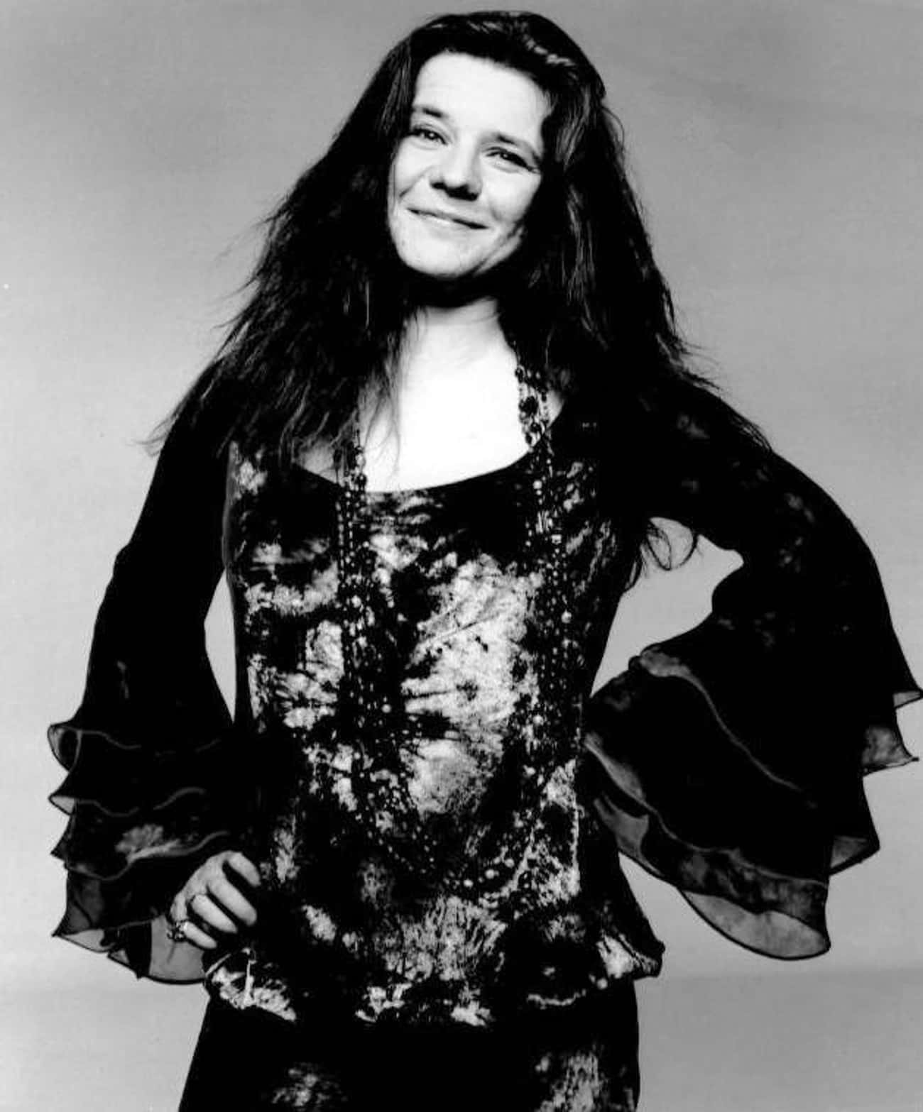 Janis Joplin is listed (or ranked) 4 on the list Famous People Who Overdosed on Heroin