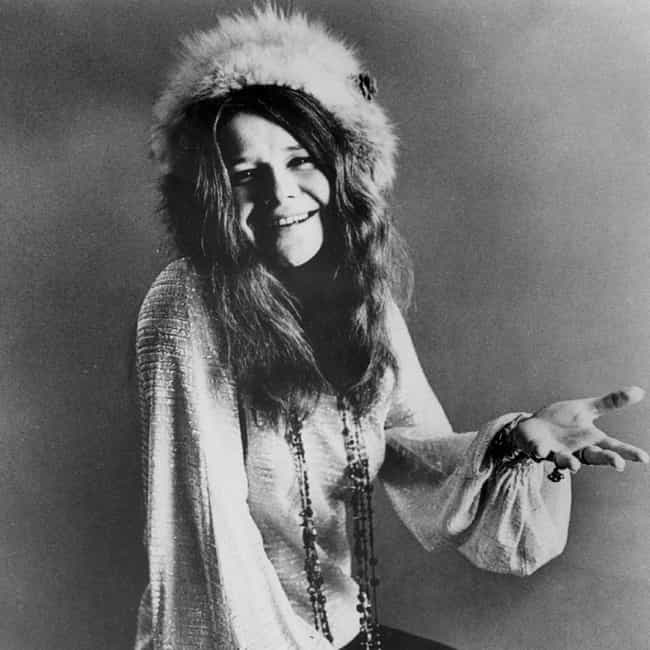 Janis Joplin is listed (or ranked) 4 on the list 12 People Who Overcame Brutal Bullying to Find Huge Success