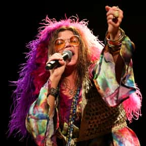 Janis Joplin is listed (or ranked) 12 on the list The Best Rock Vocalists