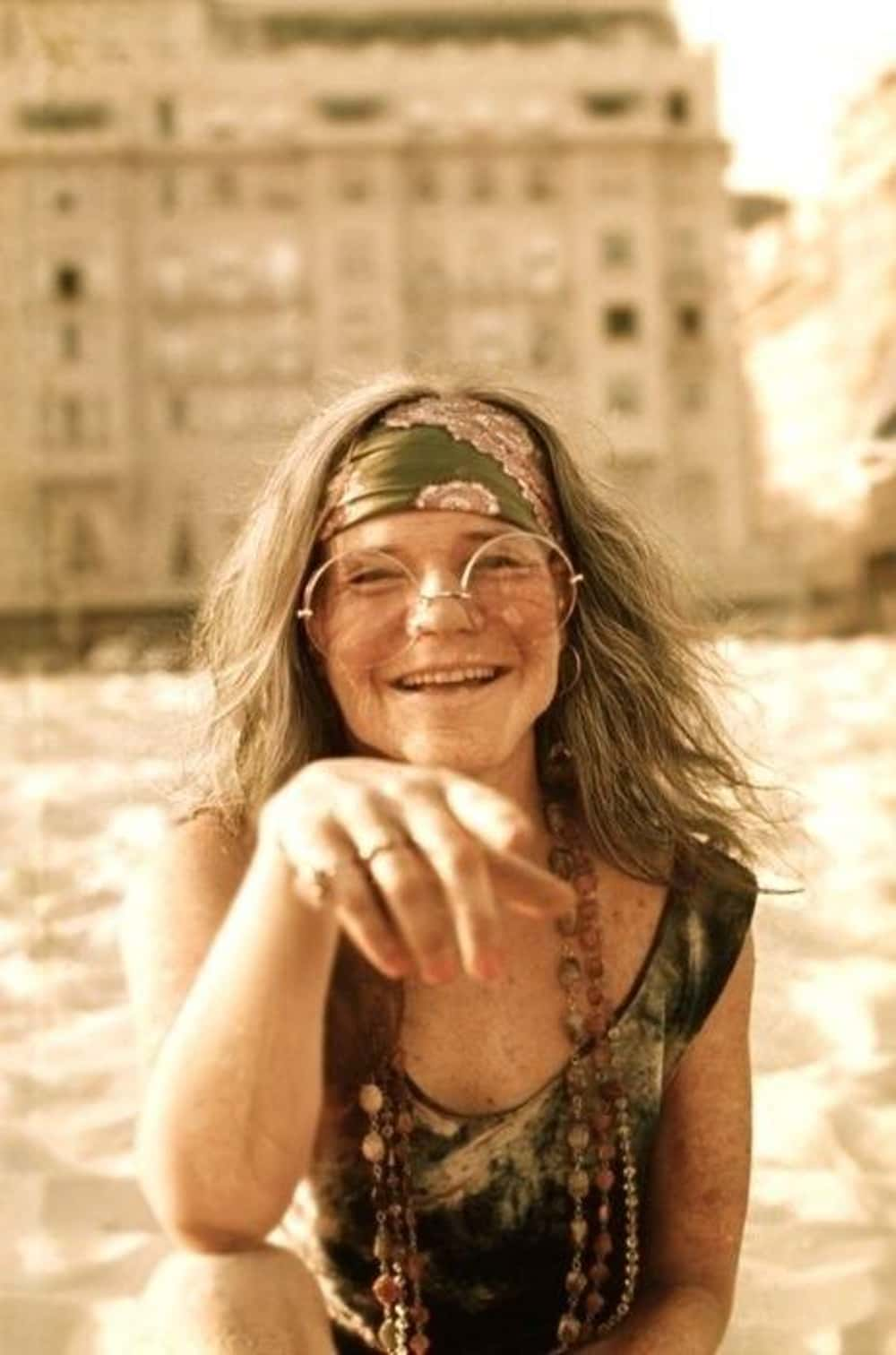 Janis Joplin is listed (or ranked) 5 on the list The Most Depressing Celebrity Trainwrecks of All Time