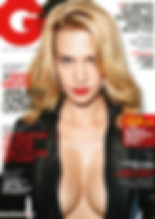 January Jones is listed (or ranked) 4 on the list Hottest GQ Cover Girls of All Time ?